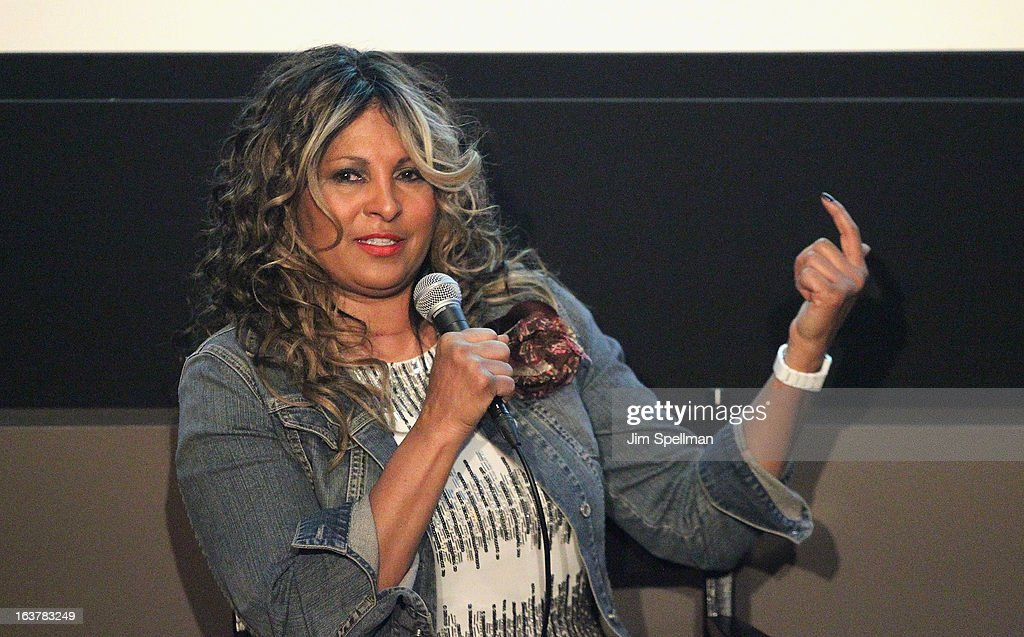 <a gi-track='captionPersonalityLinkClicked' href=/galleries/search?phrase=Pam+Grier&family=editorial&specificpeople=227048 ng-click='$event.stopPropagation()'>Pam Grier</a> attends 'Foxy, The Complete <a gi-track='captionPersonalityLinkClicked' href=/galleries/search?phrase=Pam+Grier&family=editorial&specificpeople=227048 ng-click='$event.stopPropagation()'>Pam Grier</a>' Film Series at Walter Reade Theater on March 15, 2013 in New York City.