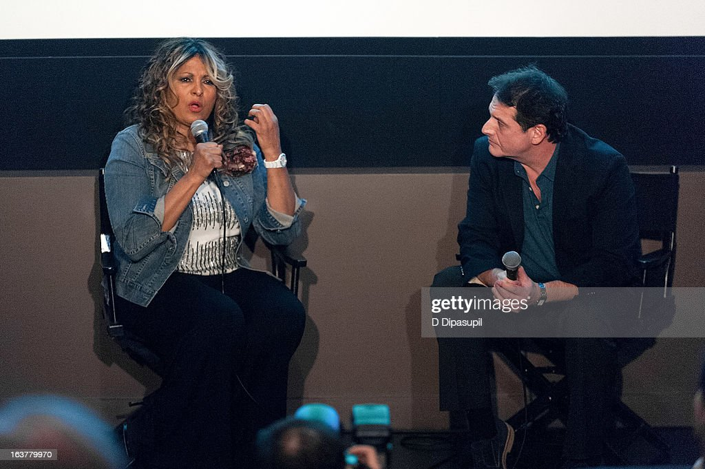 Pam Grier attends the 'Foxy, The Complete Pam Grier' Film Series at Walter Reade Theater on March 15, 2013 in New York City.