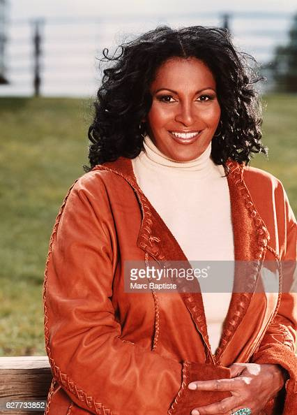 Pam grier photo gallery phrase... super