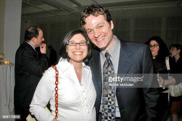 Pam Schloss and Dan Schloss attend Cocktail Party Celebrating FOOD CURES by The Today Show's Nutritionist JOY BAUER Hosted by Jessica Seinfeld...