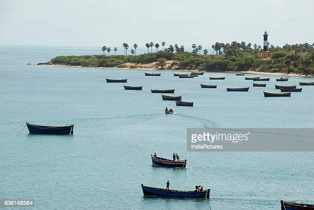 Pamban fisherman's village