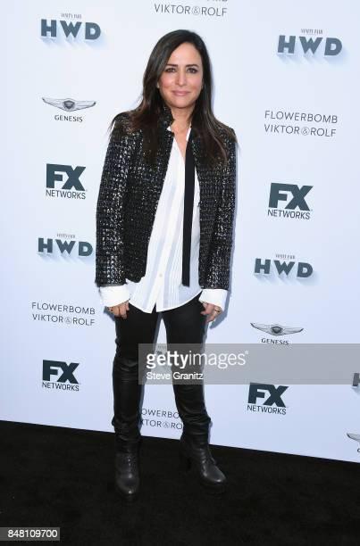 Pamela Adlon attends FX and Vanity Fair Emmy Celebration at Craft on September 16 2017 in Century City California