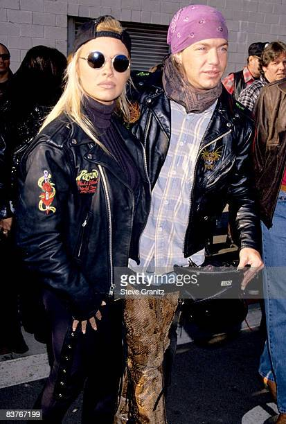 Pam anderson and brett