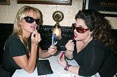 Pamela Anderson and Marissa Jaret Winokur *Exclusive*