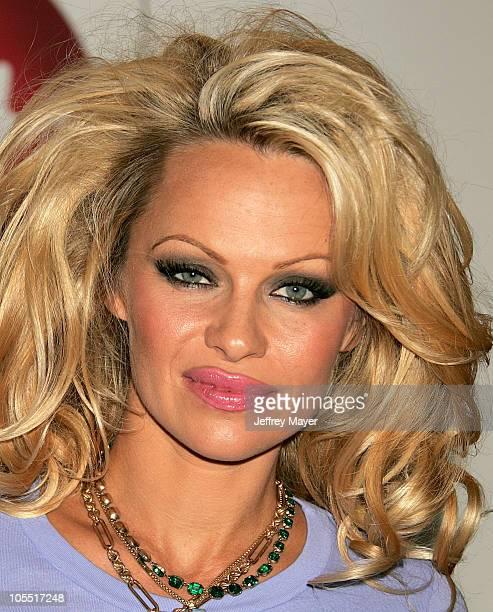 Pamela Anderson during Pamela Anderson Signs Copies of her New Book 'Star A Novel' at Virgin Megastore at Virgin Megastore in Hollywood California...