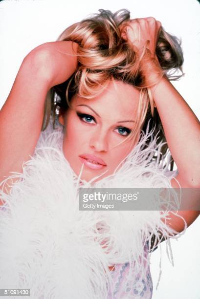 Pamela Anderson In 'VIP' 1999 Columbia Tristar International Television/Supplied By Online USA Inc