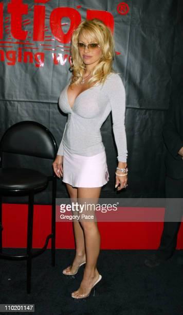 Pamela Anderson launches her new eyewear line with Revolution Eyewear
