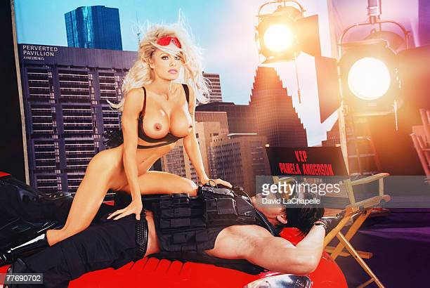 Pamela Anderson Pamela Anderson by David LaChapelle Pamela Anderson Playboy July 1 2001