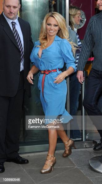 Full body naked women stock photos and pictures getty images - Pamela anderson the people garden ...