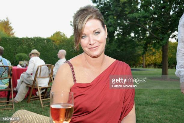Pamela Branch attends GODS LOVE WE DELIVERMid Summer Night Drinks Benefit at Home of Chad A Leat on June 19 2010 in Bridgehampton New York