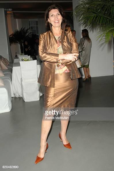 Pamela Fiori attends LA MER and OCEANA Party for WORLD OCEAN DAY 2008 at 620 Loft Garden on June 4 2008 in New York City