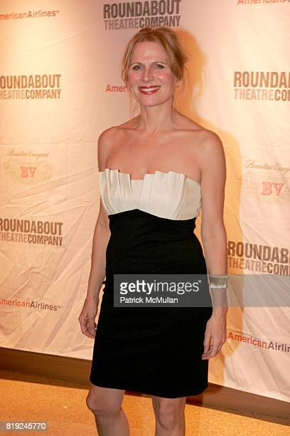 Pamela Jane Gray attends Opening Night of Present Laughter at American Airlines Theater on January 21 2010 in New York City