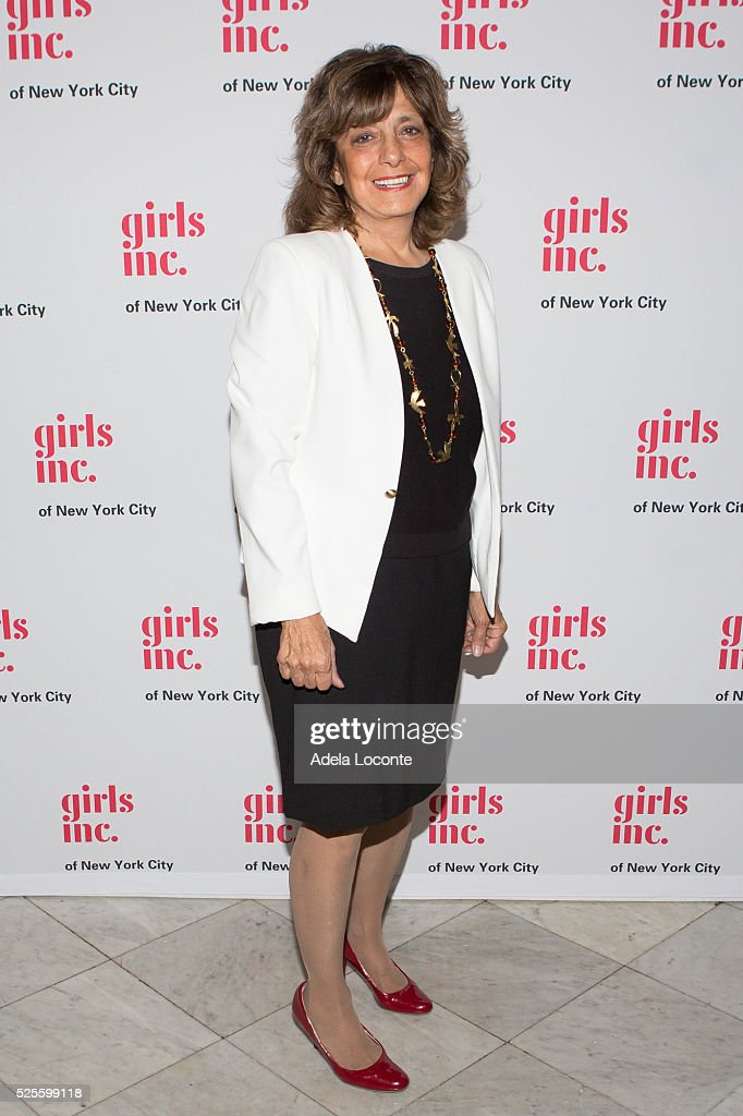 Pamela Maraldo attends '2016 Girls Inc Spring Luncheon' at The Metropolitan Club on April 28, 2016 in New York City.