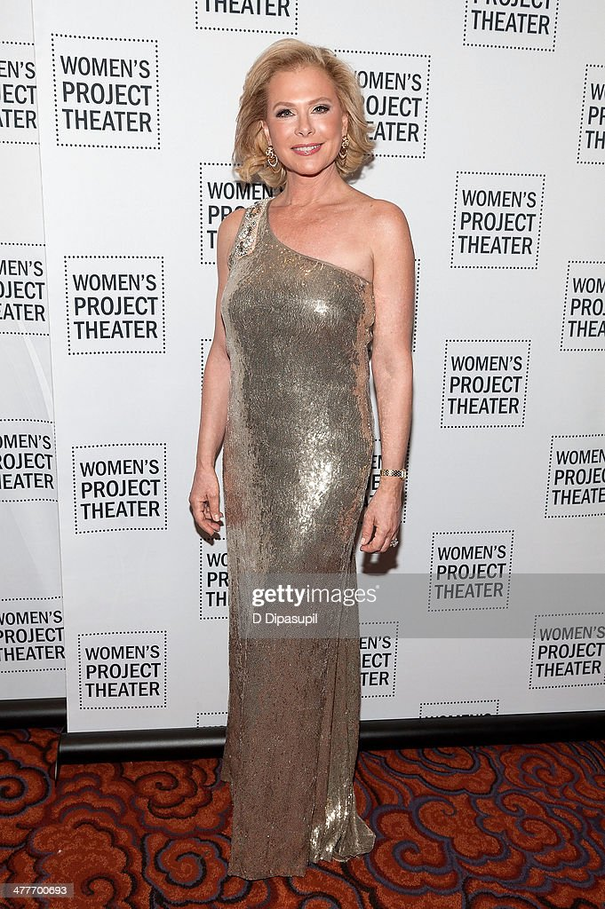 Pamela Morgan attends the Women Project Theater's 2014 Women Of Achievement Gala at the Mandarin Oriental Hotel on March 10, 2014 in New York City.