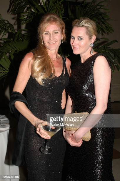 Pamela Phillips and Ann Lawlor attend LARRY HERBERT 80TH Birthday Celebration at The Breakers Palm Beach on March 28 2009 in Palm Beach Florida