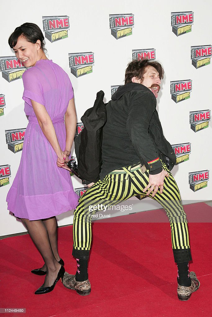 Shockwaves NME Awards 2007 - Red Carpet Arrivals