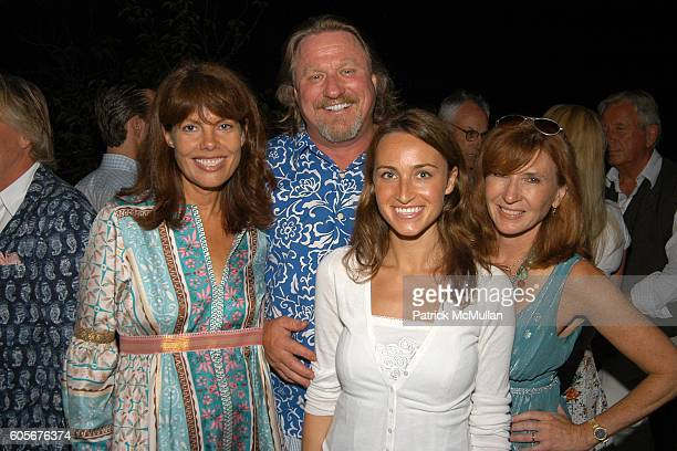 Pamela Taylor Eames Yates Kristin Volz and Nicole Miller attend Party to Celebrate the Upcoming Marriage of Pamela Taylor and Eames Yates Hosted by...