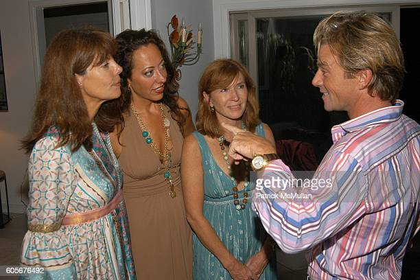 Pamela Taylor Tatiana Platt Nicole Miller and James Pine attend Party to Celebrate the Upcoming Marriage of Pamela Taylor and Eames Yates Hosted by...