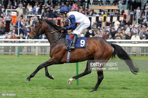 Pampas Cat ridden by Jimmy Fortune in the Federation Of Bloodstock Agents Maiden Stakes