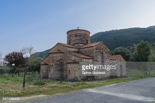 Panagia Panaxiotisa : Stock Photo