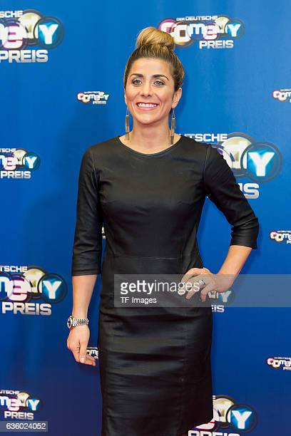 Panagiota Petridou attends the 20th Annual German Comedy Awards at Coloneum on October 25 2016 in Cologne Germany