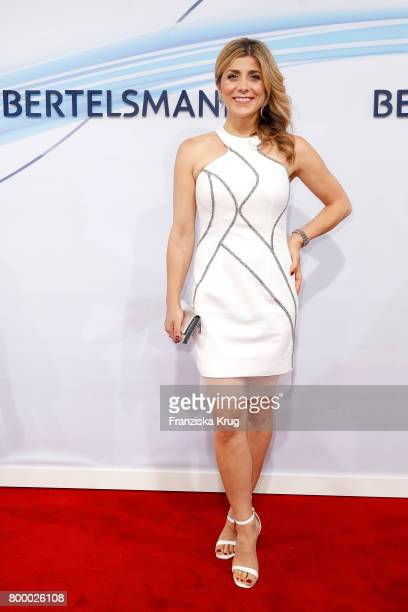 Panagiota Petridou attends the 'Bertelsmann Summer Party' at Bertelsmann Repraesentanz on June 22 2017 in Berlin Germany