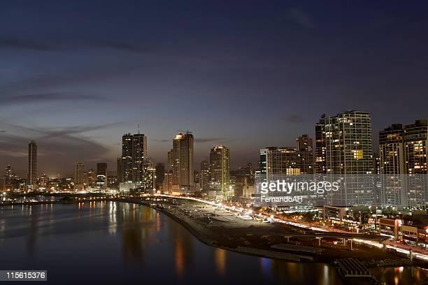 パナマの夜
