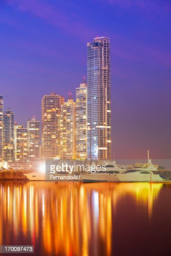 Panama at Night