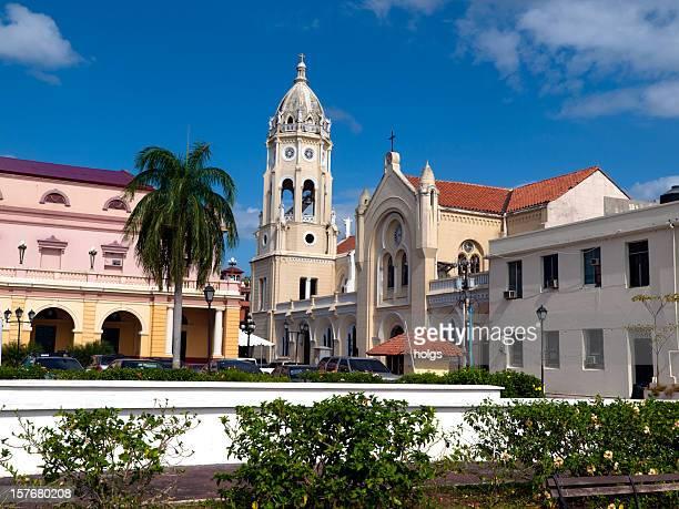 Ciudad de Panamá-Distrito de Casco Viejo