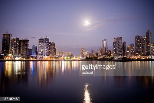 Panama City Reflections