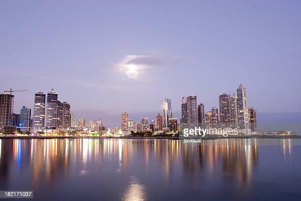 Horizonte de la ciudad de Panamá