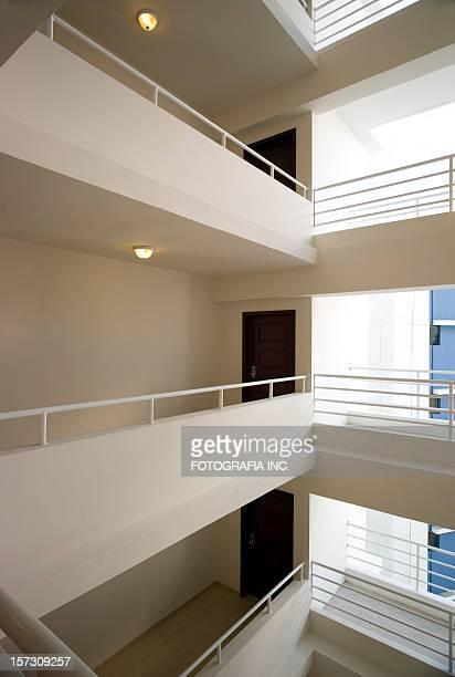 Couloir appartement photos et images de collection getty images for Couloir appartement