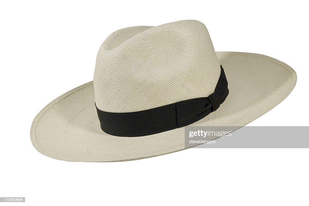 Cappello Panama : Foto stock