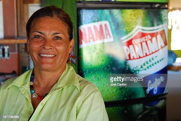 Panamanian bartender