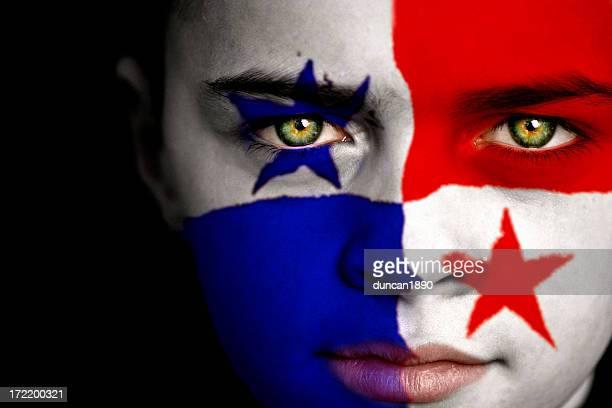 パナマの少年