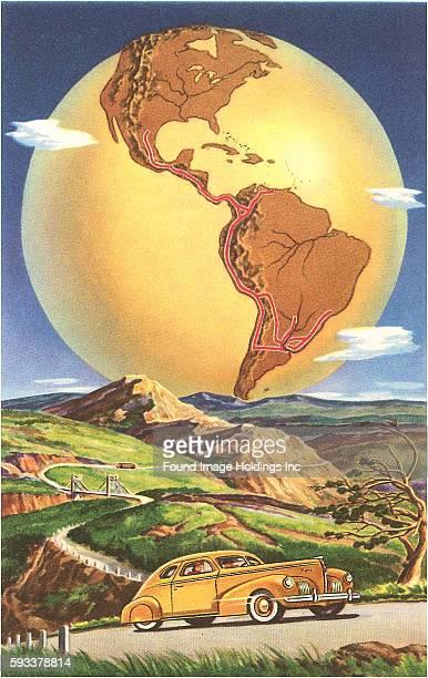 PanAmerican route