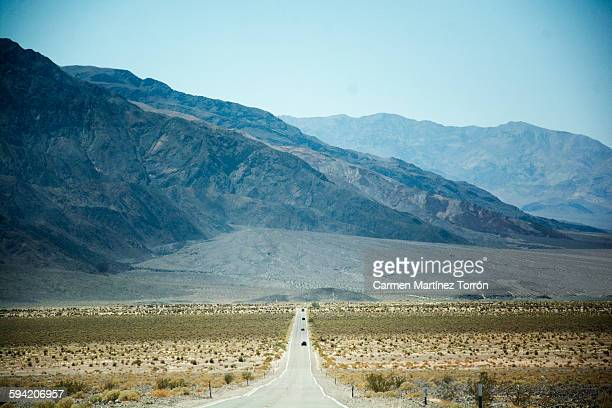 Panamint valley, Death valley