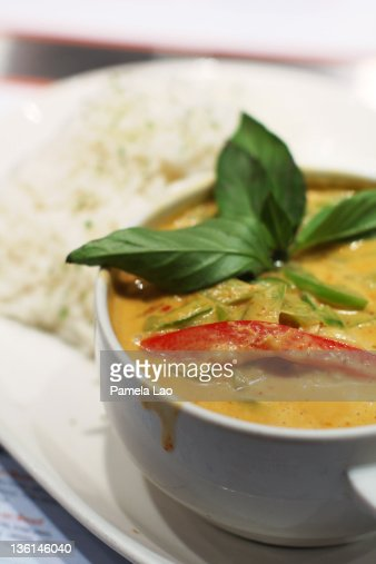 Panang Curry Stock Photos and Pictures | Getty Images
