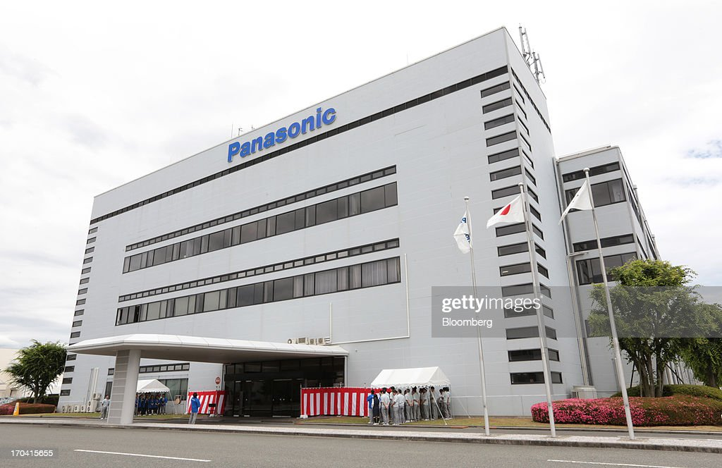 Panasonic Corp.'s computer production plant stands in Kobe City, Hyogo Prefecture, Japan, on Tuesday, June 11, 2013. Panasonic manufactures electric and electronic products. Photographer: Yuriko Nakao/Bloomberg via Getty Images