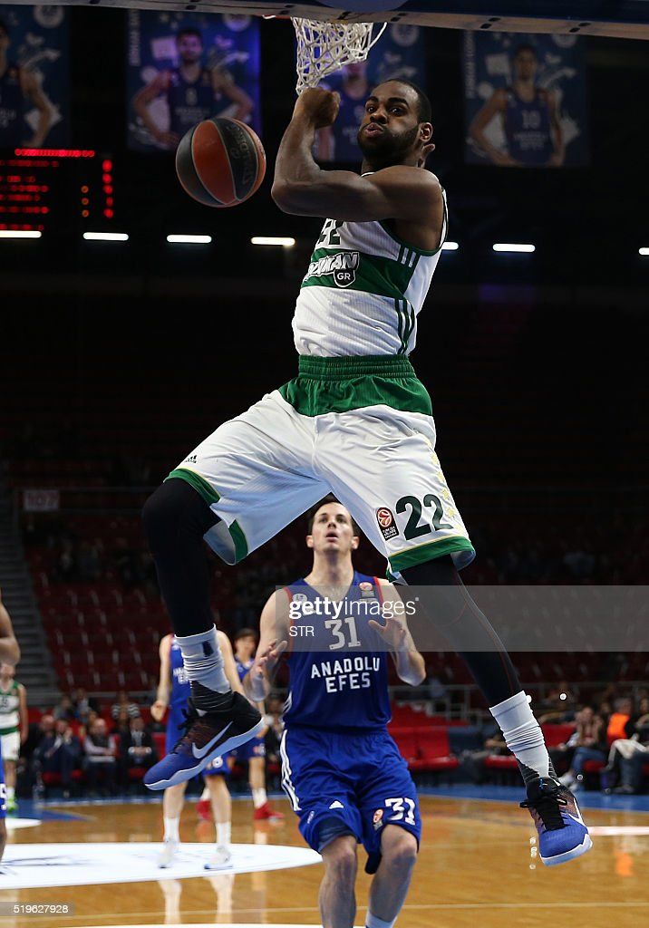 panathinaikos athen basketball