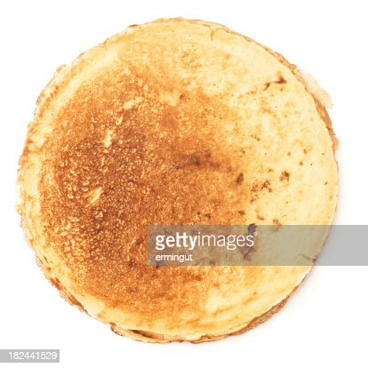 Pancakes from above