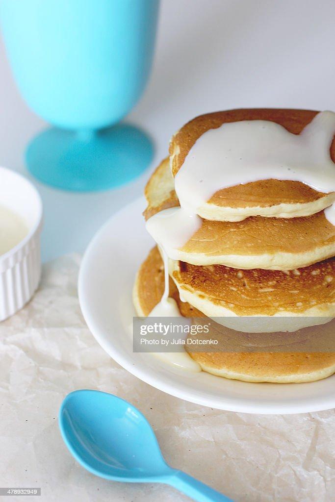 Pancakes : Stock Photo