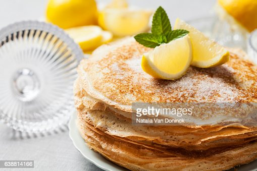 Pancakes : Stock Photo