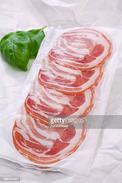 Pancetta Bacon