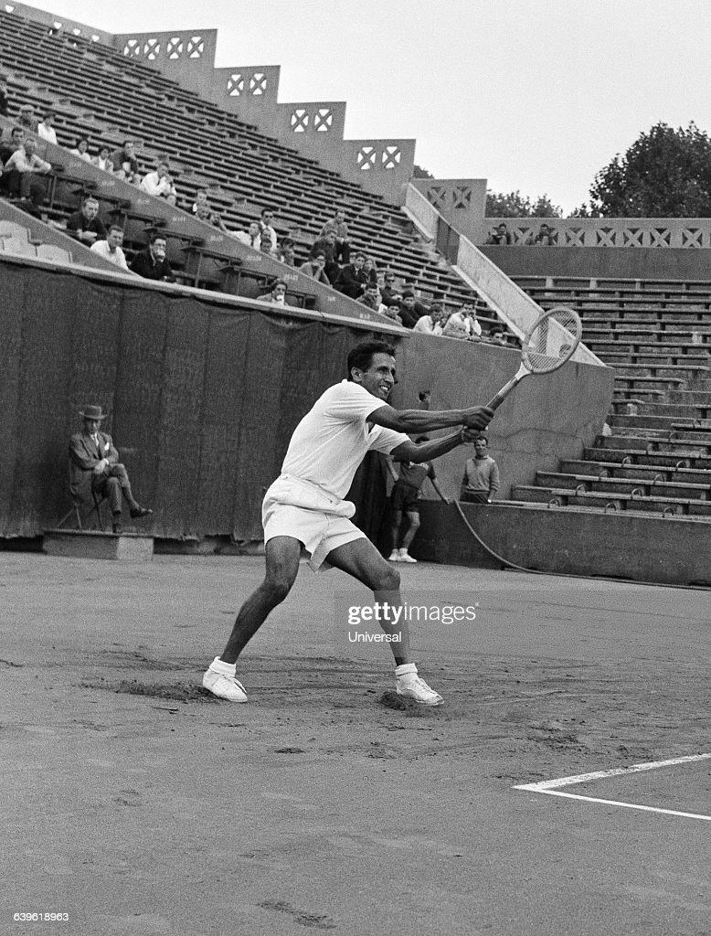 Tennis Pancho Segura