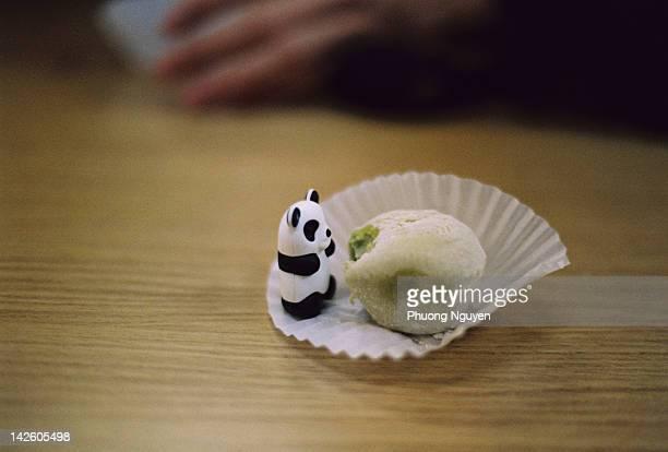 Panda's Mochi Feast