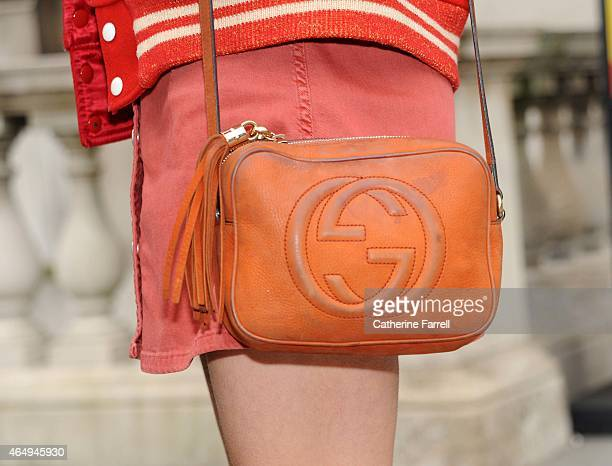 Alexa Chung Gucci Stock Photos And Pictures Getty Images