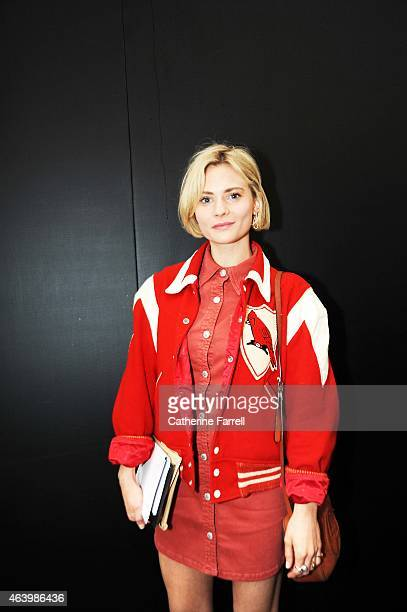 Pandora Sykes Stock Photos And Pictures Getty Images