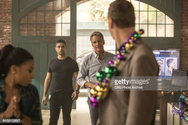 'Pandora's Box Part II' NCIS agents McGee and Torres travel to New Orleans to partner with Pride and his team in the search for a missing homeland...