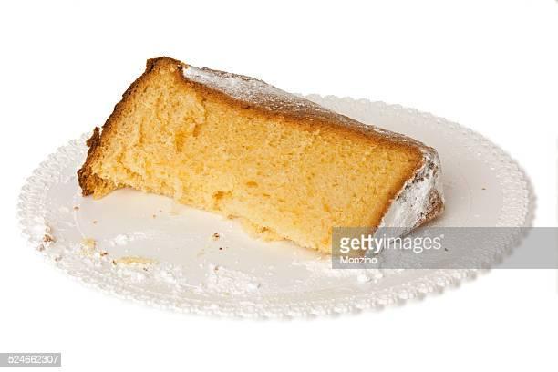 Pandoro is a traditional italian christmas cake